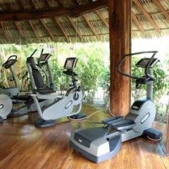 Отель Viceroy Zihuatanejo Сиуатанехо фитнесс-зал фото 2