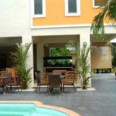 Отель Baan Rosa питание фото 2