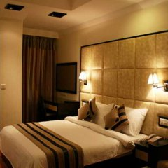 Отель Green Valley(Nehru Place) - Boutique Hotel Индия, Нью-Дели - отзывы, цены и фото номеров - забронировать отель Green Valley(Nehru Place) - Boutique Hotel онлайн комната для гостей фото 2