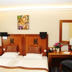 Отель Carlton Hotel Budapest Венгрия, Будапешт - - забронировать отель Carlton Hotel Budapest, цены и фото номеров комната для гостей