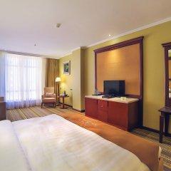 Отель Шера Парк Инн Алматы комната для гостей фото 5