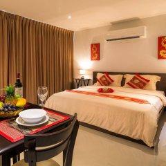 Отель Oceanview Treasure Hotel & Residence Таиланд, Карон-Бич - 1 отзыв об отеле, цены и фото номеров - забронировать отель Oceanview Treasure Hotel & Residence онлайн комната для гостей