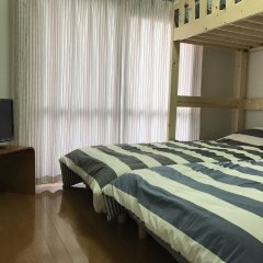 Отель Guest House air one Фукуока детские мероприятия