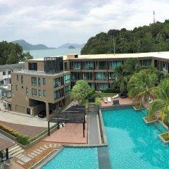 Отель The Pixel Cape Panwa Beach Таиланд, Пхукет - отзывы, цены и фото номеров - забронировать отель The Pixel Cape Panwa Beach онлайн бассейн фото 3