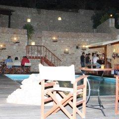 Отель Asion Lithos гостиничный бар