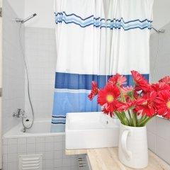 Отель Portugal Ways Lisbon City Apartments Португалия, Лиссабон - отзывы, цены и фото номеров - забронировать отель Portugal Ways Lisbon City Apartments онлайн ванная фото 2