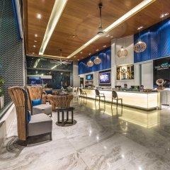 Отель The Beach Boutique House гостиничный бар