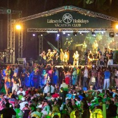 Отель Lifestyle Tropical Beach Resort & Spa All Inclusive развлечения