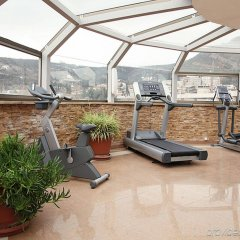 Отель Citadines City Centre Tbilisi фитнесс-зал