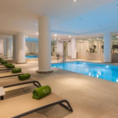 Отель Melia Madrid Princesa Мадрид бассейн