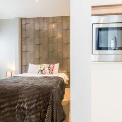 Отель Smartflats City - Saint-Adalbert Бельгия, Льеж - отзывы, цены и фото номеров - забронировать отель Smartflats City - Saint-Adalbert онлайн комната для гостей фото 4