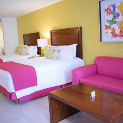 Отель Villas Vallarta By Canto Del Sol Пуэрто-Вальярта комната для гостей фото 2