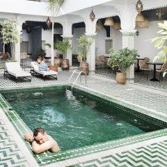 Отель Rodamon Riad Marrakech Марокко, Марракеш - отзывы, цены и фото номеров - забронировать отель Rodamon Riad Marrakech онлайн бассейн фото 2