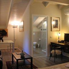 Отель Villa Abbamer Италия, Гроттаферрата - отзывы, цены и фото номеров - забронировать отель Villa Abbamer онлайн комната для гостей фото 5
