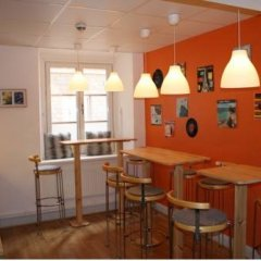 Birka Hostel гостиничный бар