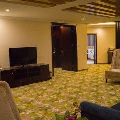 Отель Bintumani Hotel Сьерра-Леоне, Фритаун - отзывы, цены и фото номеров - забронировать отель Bintumani Hotel онлайн комната для гостей фото 3