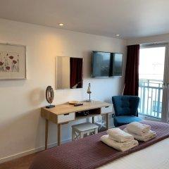 Отель Tolbooth Apartments Великобритания, Глазго - отзывы, цены и фото номеров - забронировать отель Tolbooth Apartments онлайн удобства в номере фото 2