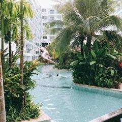 Отель AMAZON Residence by Tik бассейн