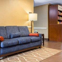 Отель Comfort Suites Wilmington развлечения