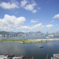 Отель COZi · Harbour View (Previously Newton Place Hotel ) Китай, Гонконг - отзывы, цены и фото номеров - забронировать отель COZi · Harbour View (Previously Newton Place Hotel ) онлайн балкон