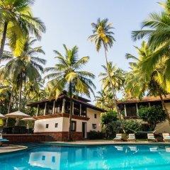Отель Coconut Creek Гоа бассейн фото 3