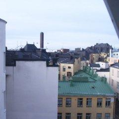 Отель Hellsten Helsinki Senate балкон
