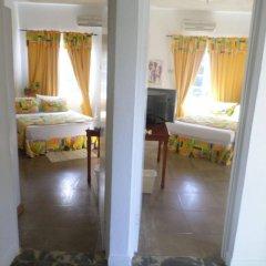 Отель San San Tropez балкон