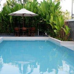 Отель Hoi An Lotus Aroma Villa бассейн фото 3