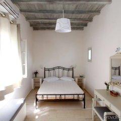 Отель Olia Hotel Греция, Турлос - 1 отзыв об отеле, цены и фото номеров - забронировать отель Olia Hotel онлайн комната для гостей фото 4