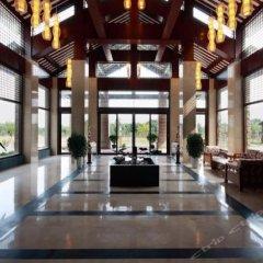 Sunwu Academy · Luofu Hotel интерьер отеля фото 2
