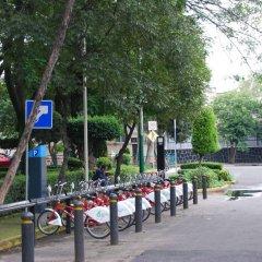 Отель HOMFOR Мехико спортивное сооружение