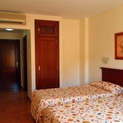 Отель Galicia Испания, Фуэнхирола - отзывы, цены и фото номеров - забронировать отель Galicia онлайн комната для гостей фото 2