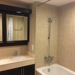 Апартаменты Dream Inn Dubai Apartments - Burj Residence 2BR Apartment Дубай ванная