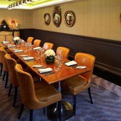 Отель Sofitel London St James Великобритания, Лондон - 1 отзыв об отеле, цены и фото номеров - забронировать отель Sofitel London St James онлайн питание фото 3