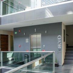 Отель J. Towers Hotel Suites Мексика, Мехико - отзывы, цены и фото номеров - забронировать отель J. Towers Hotel Suites онлайн интерьер отеля фото 2