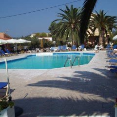Отель Lord Complex бассейн фото 3