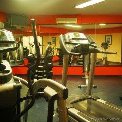 Howard Johnson Plaza Hotel Las Torres фитнесс-зал фото 3