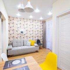 Апартаменты More Apartments na GES 5 (1) Красная Поляна комната для гостей