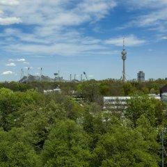 Отель MEININGER Hotel Munich Olympiapark Германия, Мюнхен - отзывы, цены и фото номеров - забронировать отель MEININGER Hotel Munich Olympiapark онлайн