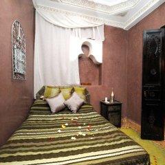 Отель Riad Dar Aby Марокко, Марракеш - отзывы, цены и фото номеров - забронировать отель Riad Dar Aby онлайн комната для гостей фото 3