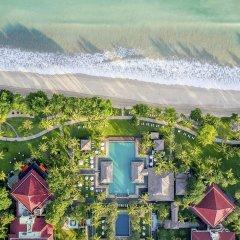 Отель InterContinental Bali Resort пляж фото 2