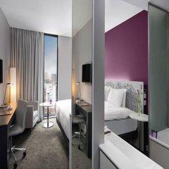 Отель INNSIDE By Meliá Manchester Великобритания, Манчестер - отзывы, цены и фото номеров - забронировать отель INNSIDE By Meliá Manchester онлайн комната для гостей
