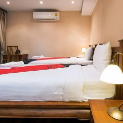 Отель Yotaka Boutique Бангкок комната для гостей