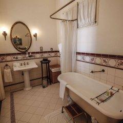 Отель Dalat Palace Далат ванная