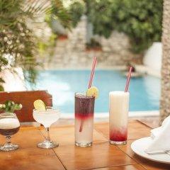 Отель Plaza Carrillo's Мексика, Канкун - отзывы, цены и фото номеров - забронировать отель Plaza Carrillo's онлайн питание фото 2