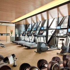Отель Ascott Raffles City Beijing Китай, Пекин - отзывы, цены и фото номеров - забронировать отель Ascott Raffles City Beijing онлайн фитнесс-зал
