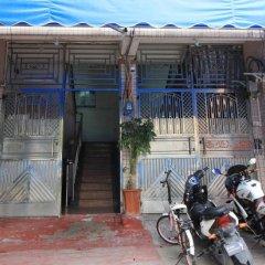 Huarui Hostel парковка