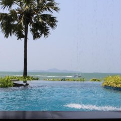 Отель The Palm Wongamat Beach Pattaya Паттайя бассейн фото 2