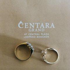 Отель Centara Grand at Central Plaza Ladprao Bangkok удобства в номере