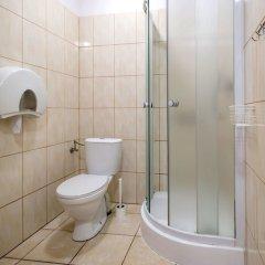 Отель Hill Inn Польша, Познань - отзывы, цены и фото номеров - забронировать отель Hill Inn онлайн ванная фото 2